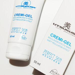 cremigel para pieles grasas o con tendencia al acné de utsukusy