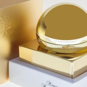 crema de oro para alisar la piel