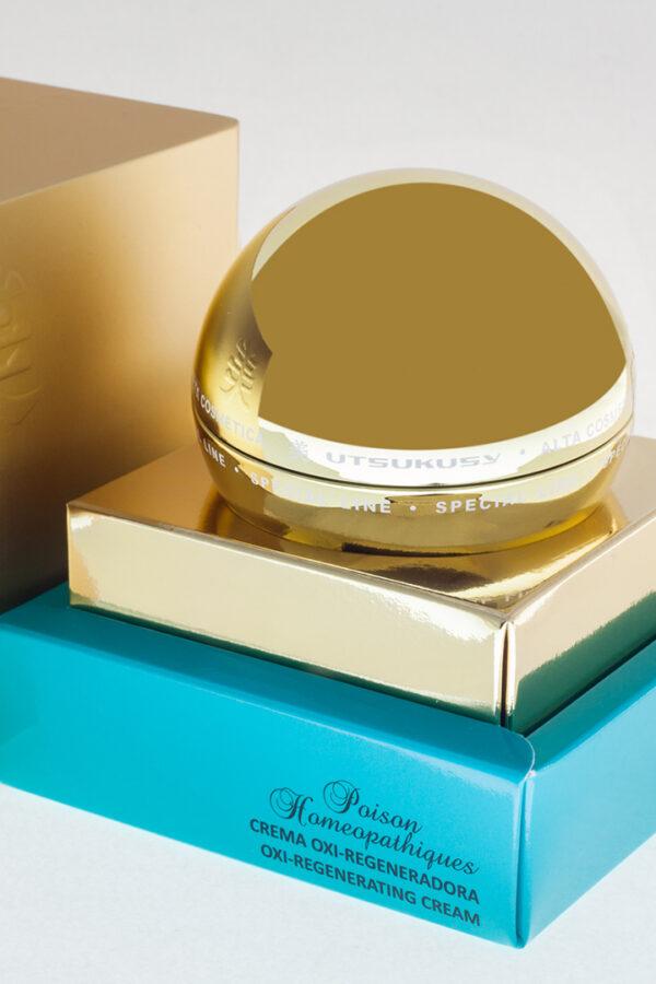 crema facial oxigenante para pieles sensibles