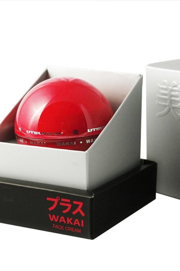crema wakai con activos japoneses iluminadora