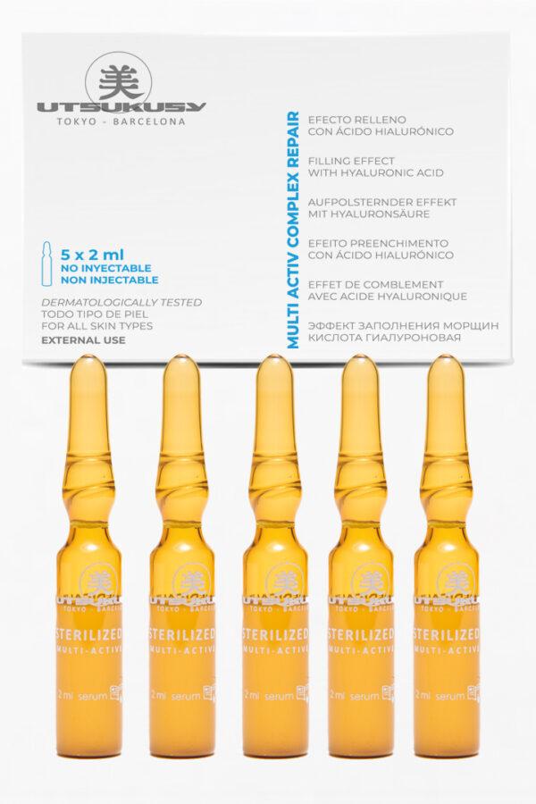 ampollas ácido hialurónico de utsukusy cosmetics